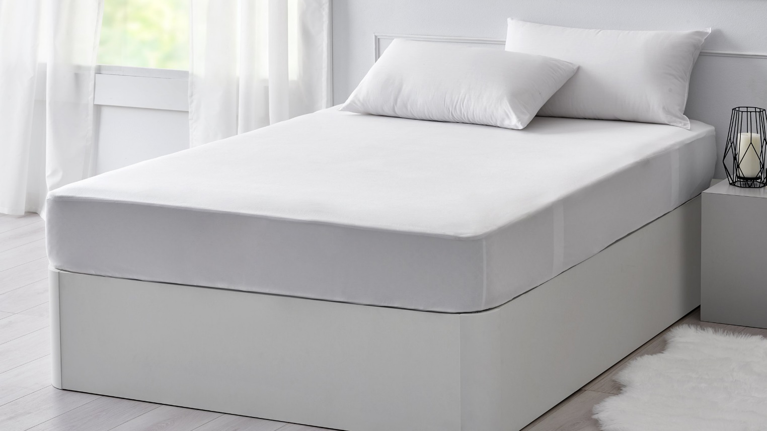 The best mattress protectors for 2020: waterproof, cotton and ...