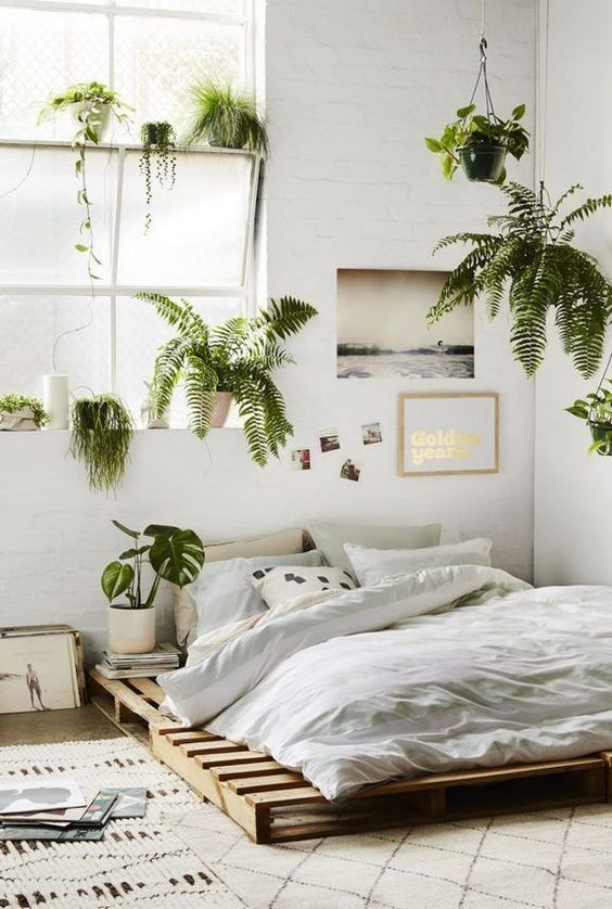 Soothing Natural Nuance Bedroom