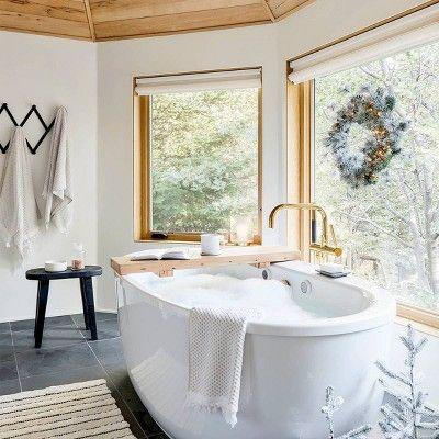 Relaxing Bathroom Decor Ideas