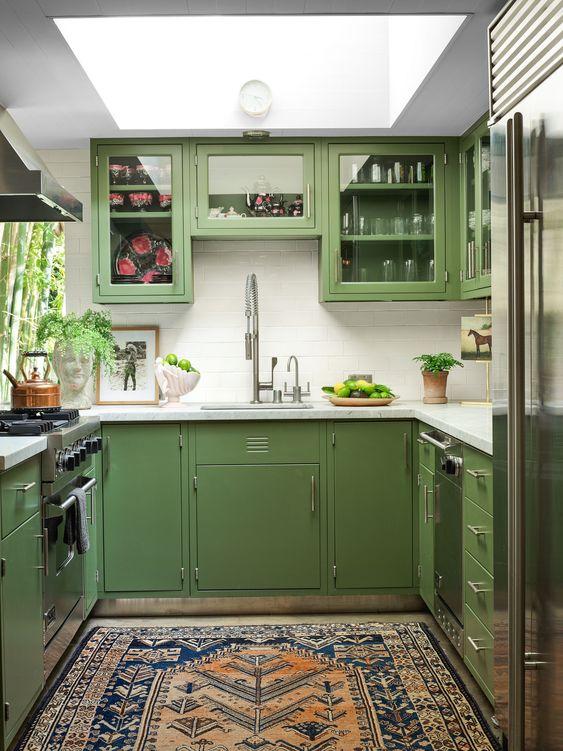 Fresh-Looked Kitchen Ideas