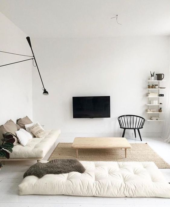 simple and elegant small living room